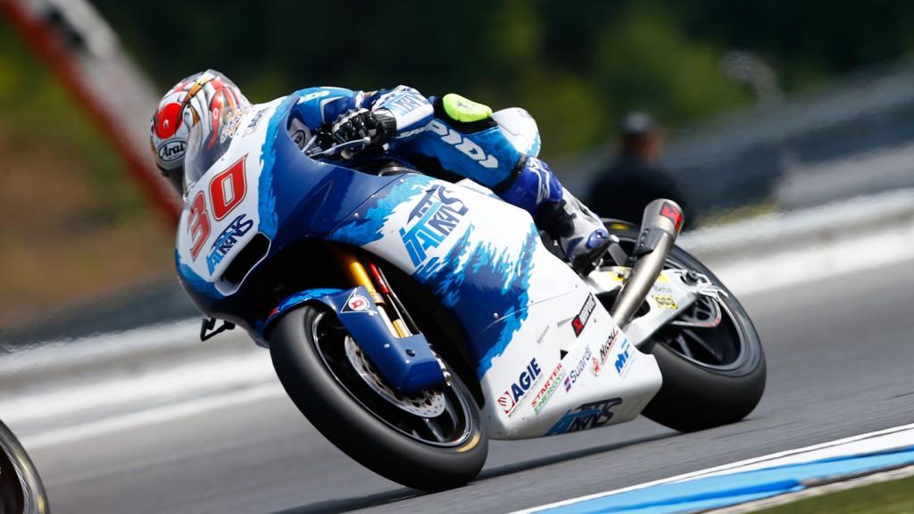 Takaaki Nakagami, Italtrans Racing Team, Brno FP3