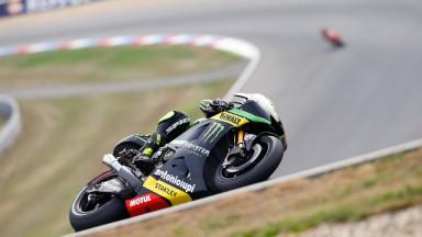 Cal Crutchlow, Monster Yamaha Tech 3, Brno Q2