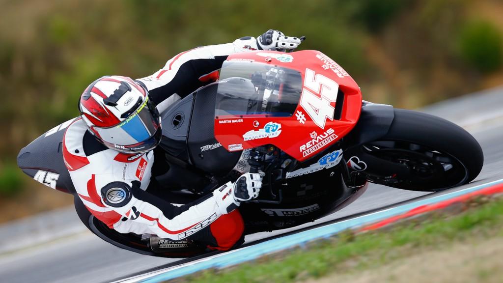 Martin Bauer, Remus Racing Team, Brno Q1