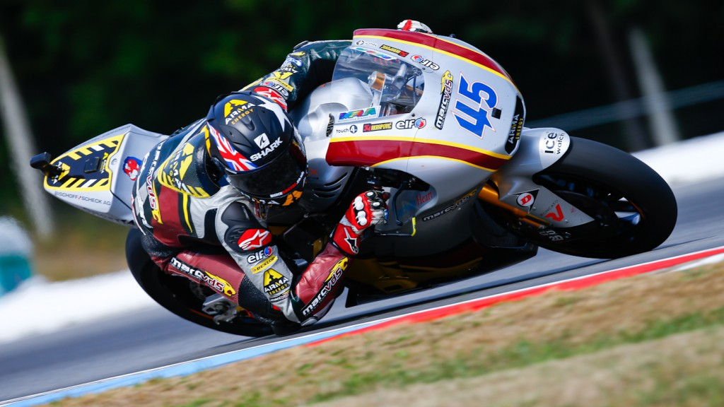 Scott Redding, Marc VDS Racing Team,  Brno FP3
