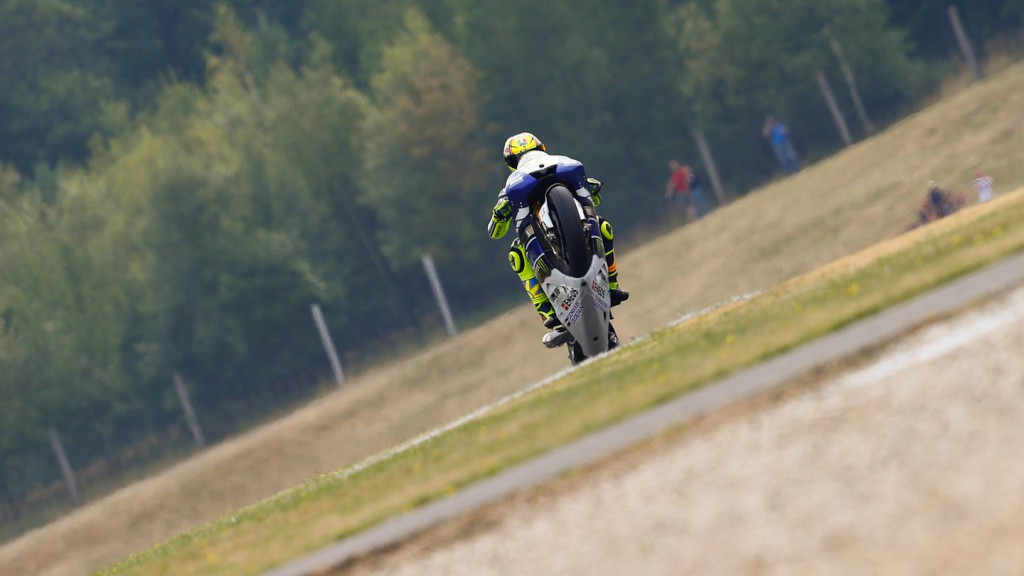Valentino Rossi, Yamaha Factory Racing, Brno Q2