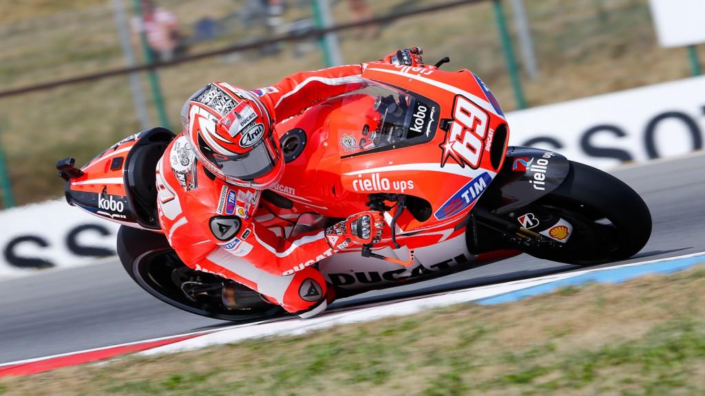 Nicky Hayden, Ducati Team, Brno Q2