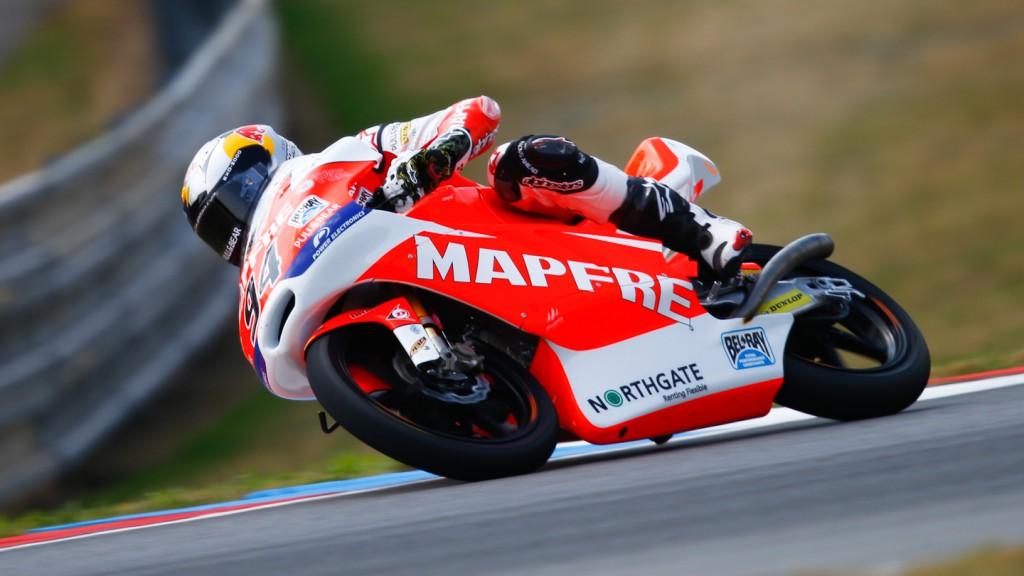 Jonas Folger, Mapfre Aspar Team Moto3, Brno QP