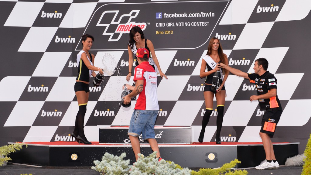 bwin Grid Girl Voting Contest