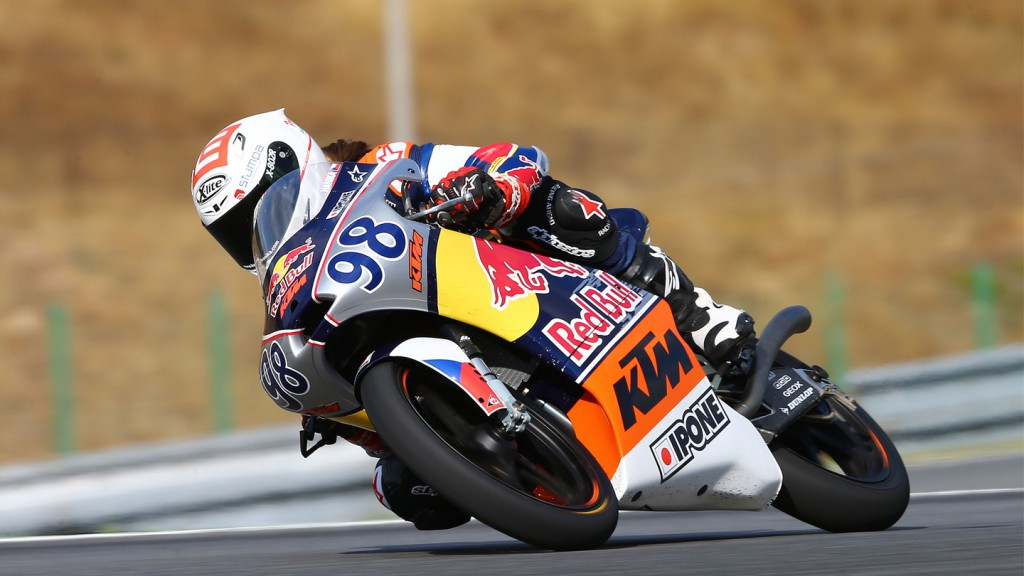 MotoGP Red Bull Rookies Cup, Brno