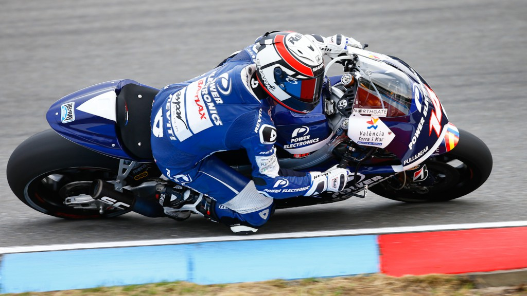 Randy de Puniet, Power Electronics Aspar, Brno RAC
