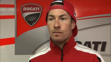 Hayden: 'Eighth place nothing to be proud about'
