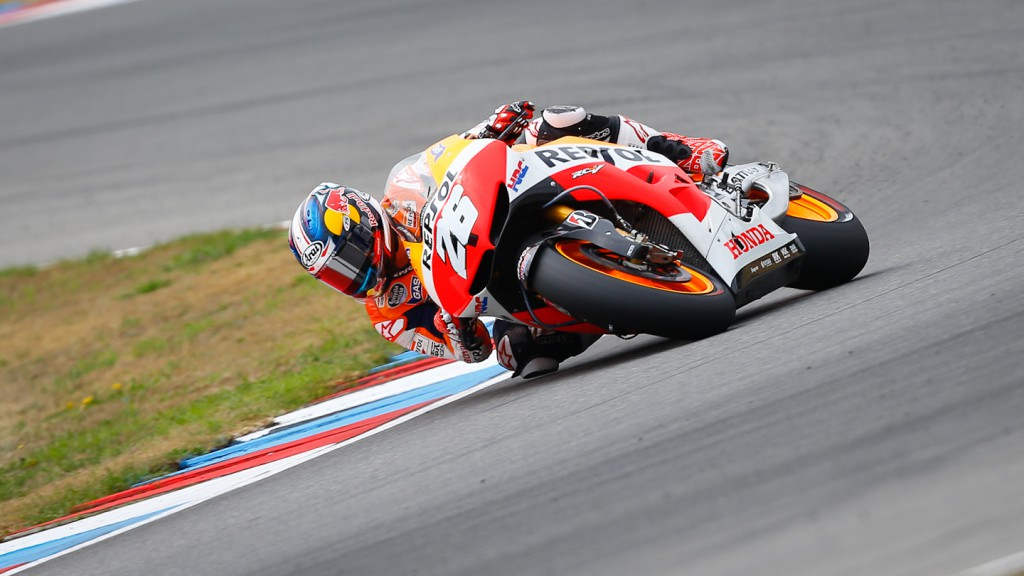 Dani Pedrosa, Repsol Honda Team, Brno RAC