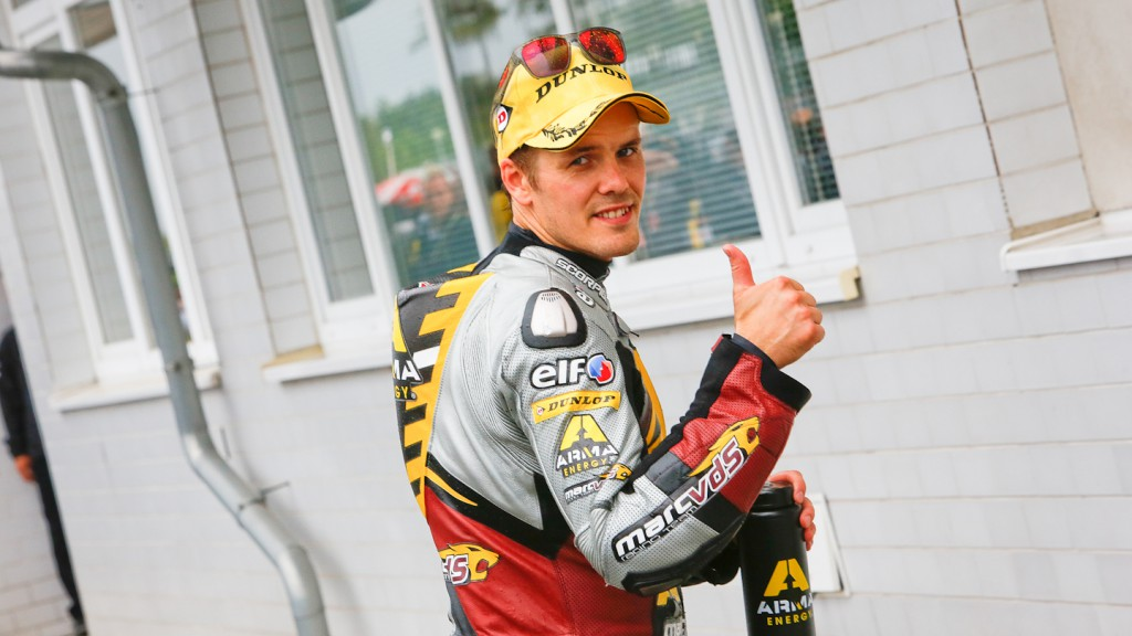 Mika Kallio, Marc VDS Racing Team, Brno RAC