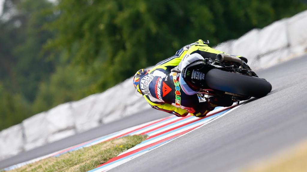 Valentino ROssi, Yamaha Factory Racing, Brno WUP