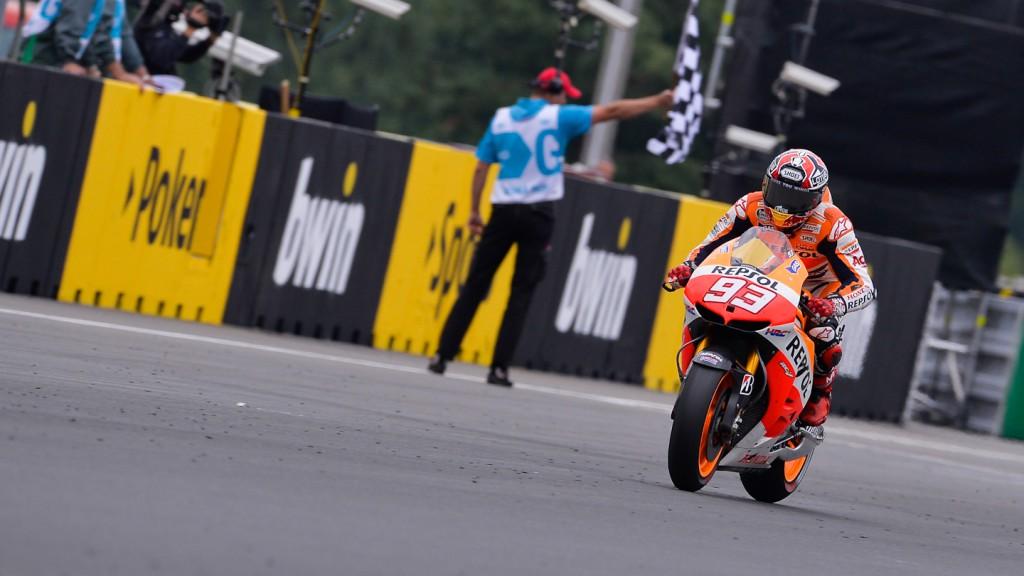 Marc Marquez, Repsol Honda Team, Brno RAC