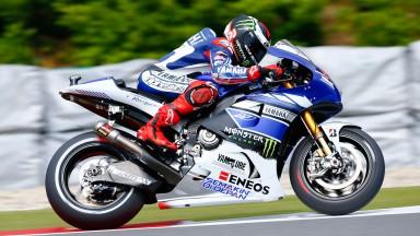 Jorge Lorenzo, Yamaha Factory Racing, Brno RAC