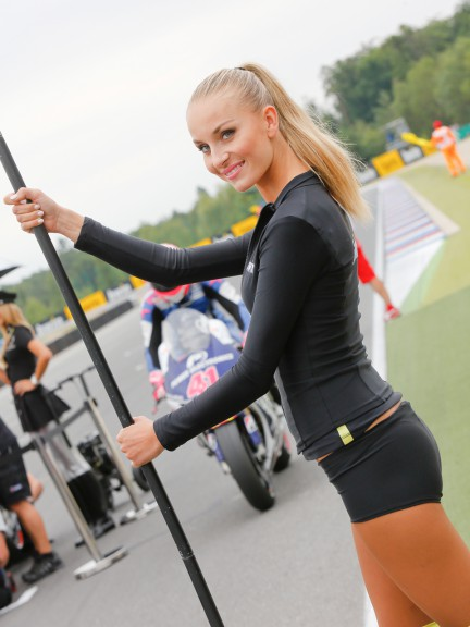 Paddock Girl, bwin Grand Prix Ceske Republiky