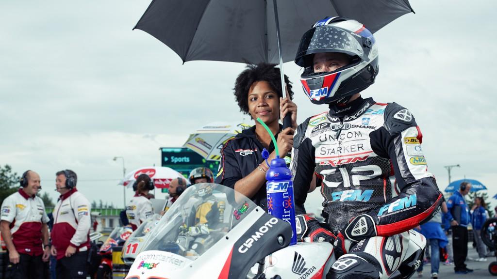 Alan Techer, CIP Moto3, Brno RAC- © Copyright Alex Chailan & David Piolé