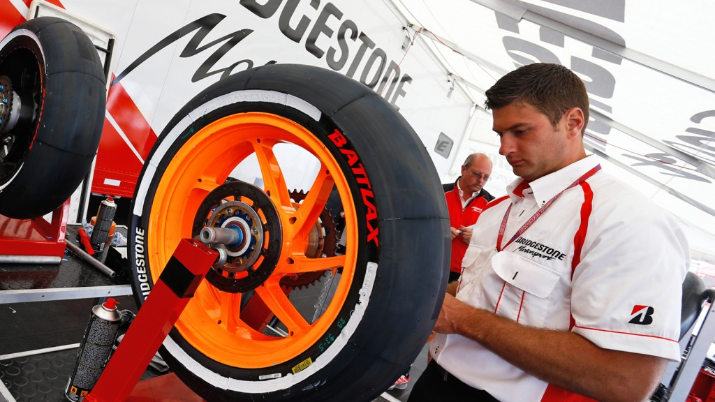 Bridgestone Technician