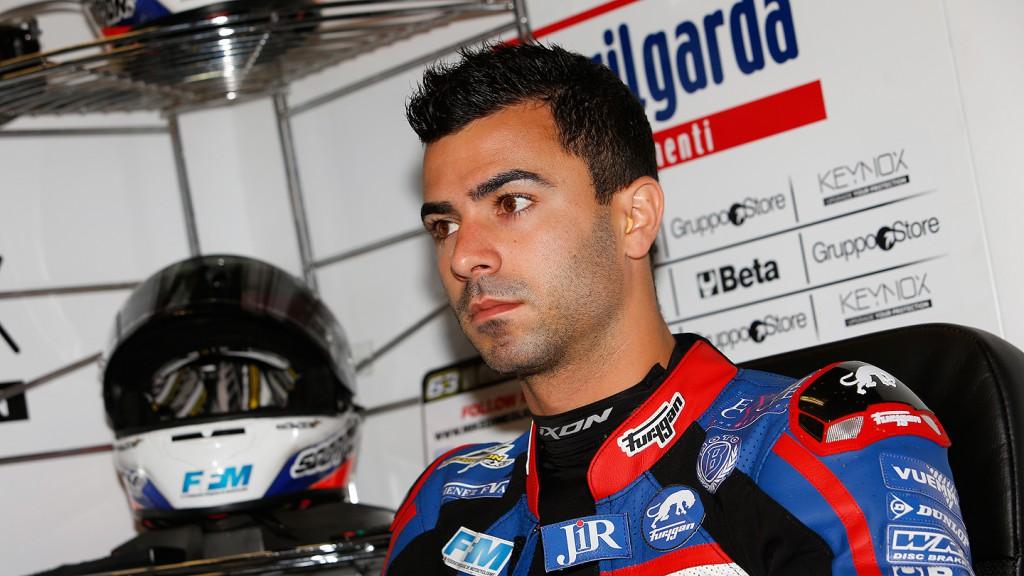 Mike Di Meglio,  JIR Moto2, Box