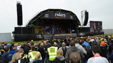 Riders for Health, Silverstone