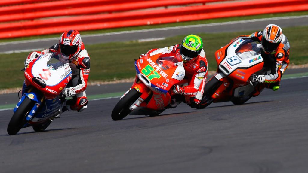 Moto3, Silverstone FP2