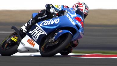 Silverstone 2013 - Moto3 - FP2 - Highlights