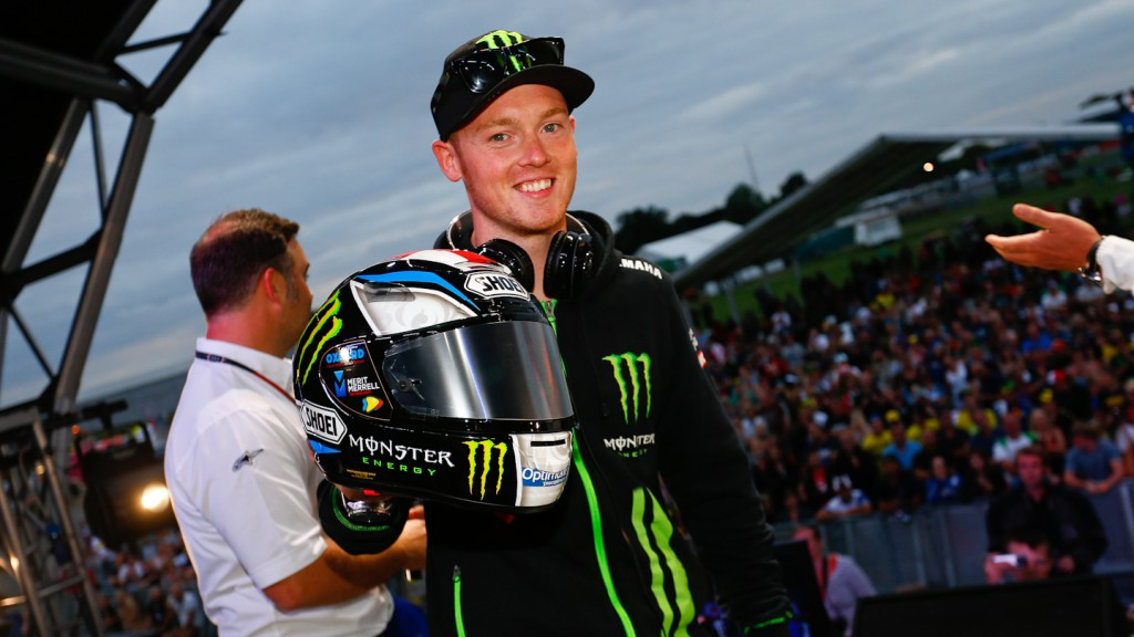 Bradley Smith, Day of Champions, Riders For Health, Silverstone