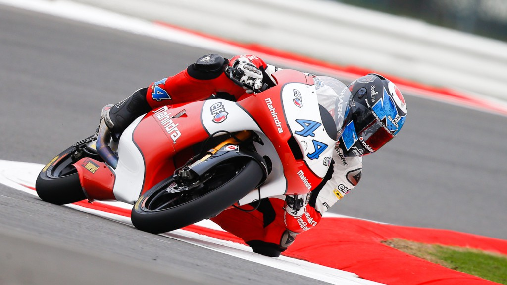 Miguel Oliveira, Mahindra Racing, Silverstone FP1