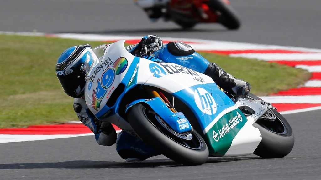 Axel Pons, Tuenti HP 40, Silverstone FP2