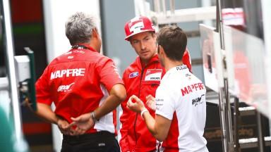 Hayden in talks with Aspar for MotoGP 2014 ride
