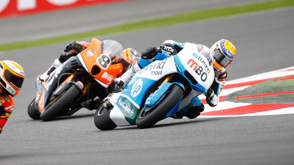 Moto2 Silverstone FP2