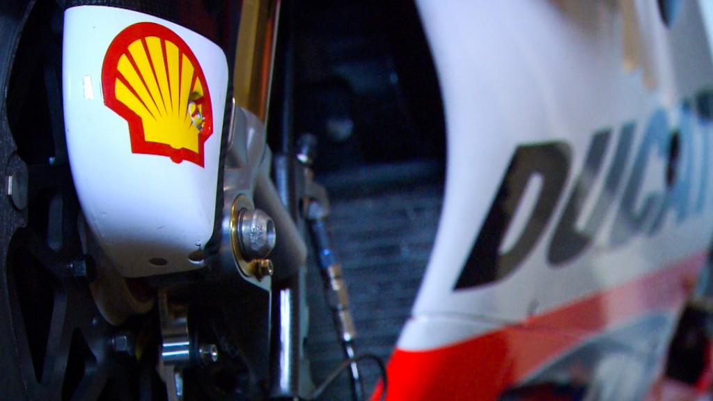 Shell Advance & Ducati