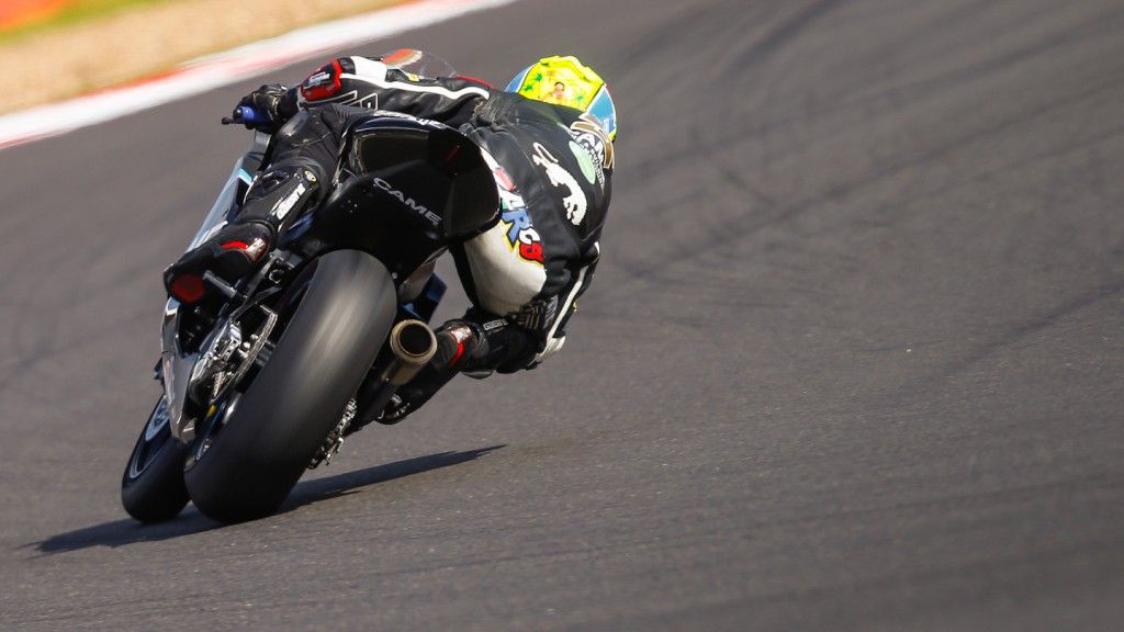 Johann Zarco, Came IodaRacing Project, Silverstone QP