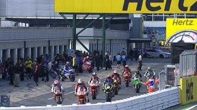 Silverstone 2013 - Moto2 - FP3 - Full