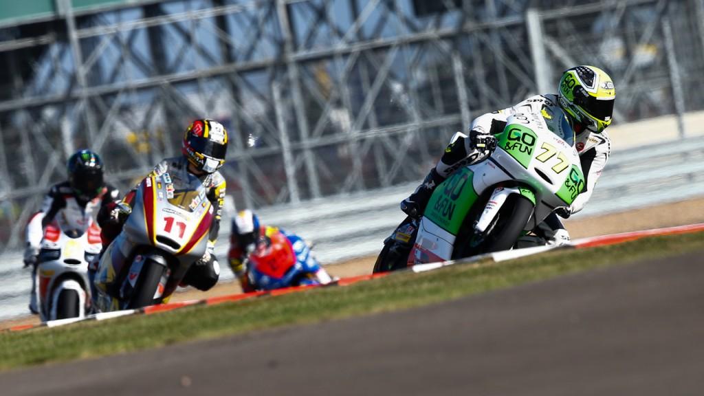 Moto3, Silverstone QP