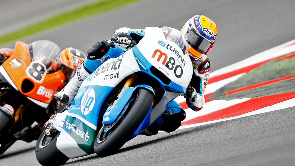 Tito Rabat, Tuenti HP 40, Silverstone QP