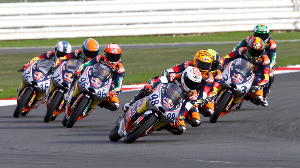 Red Bull Rookies Cup, Silverstone