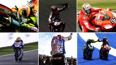 Suzuka '02 – Silverstone '13: MotoGP™ hits 200