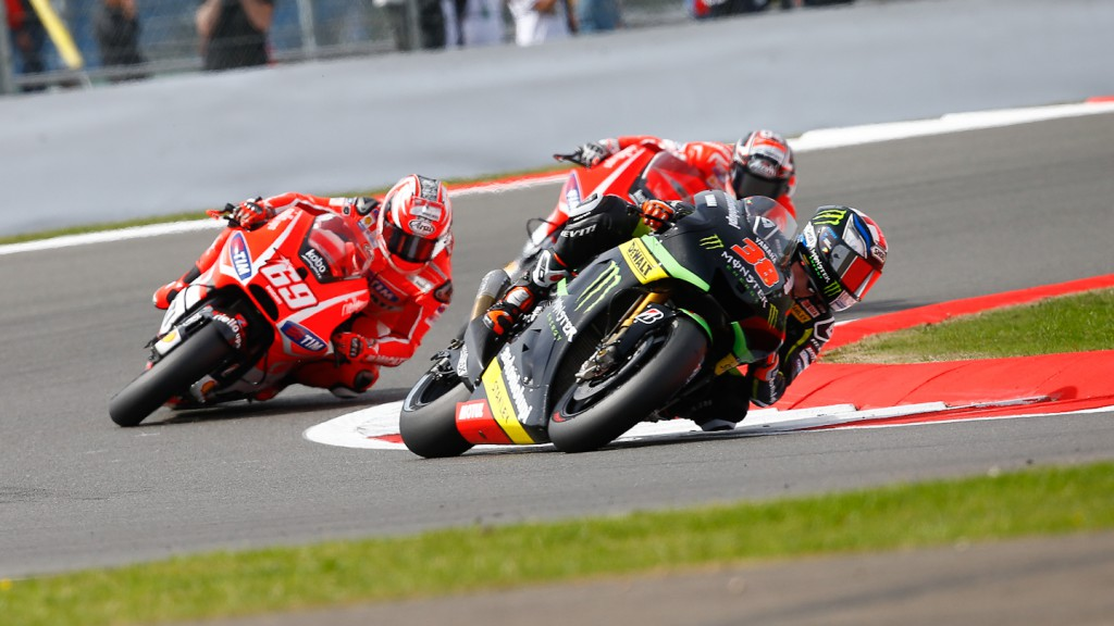 MotoGP Silverstone RAC