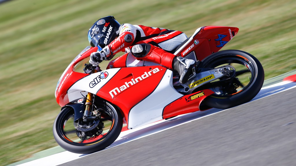 Miguel Oliveira, Mahindra Racing, Silverstone WUP