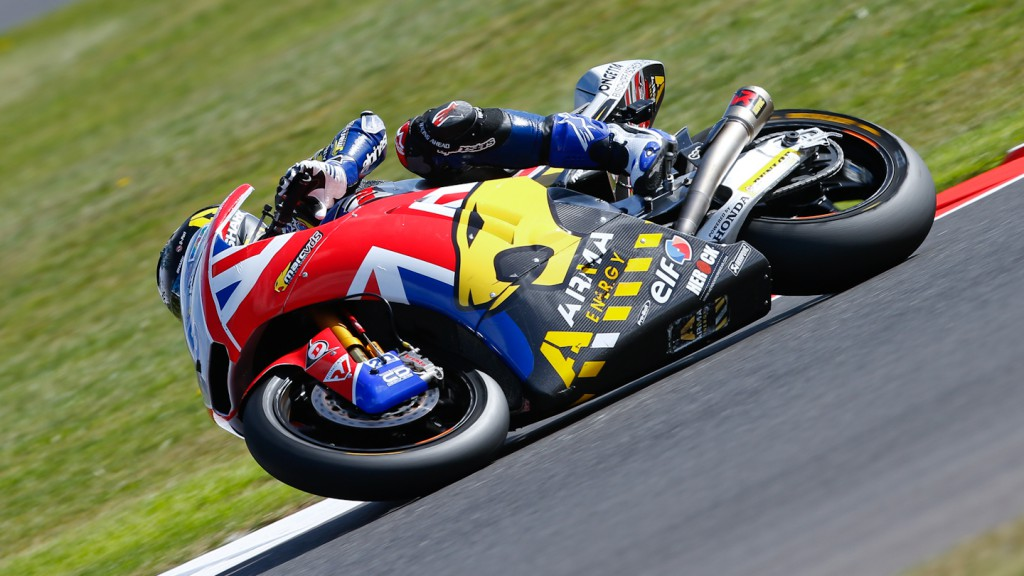 Scott Redding, Marc VDS Racing Team, Silverstone WUP