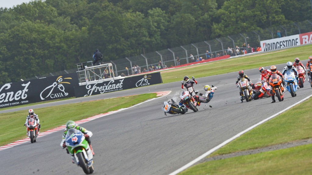 Moto2 Crash WUP