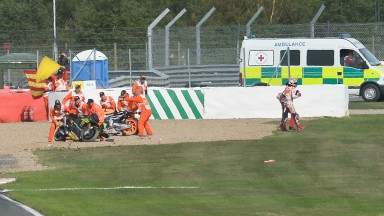 Marc Marquez, Repsol Honda Team, Silverstone WUP