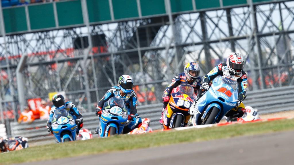 Moto3 Silverstone RAC
