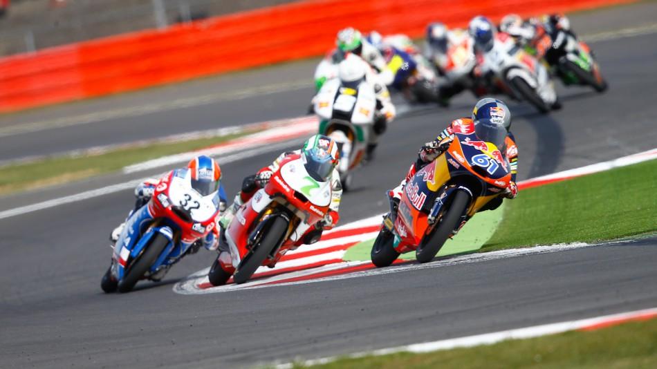 motogp.com · Moto3 Silverstone RAC