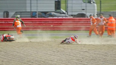 Marc Marquez, Repsol Honda Team, Silverstone WUP