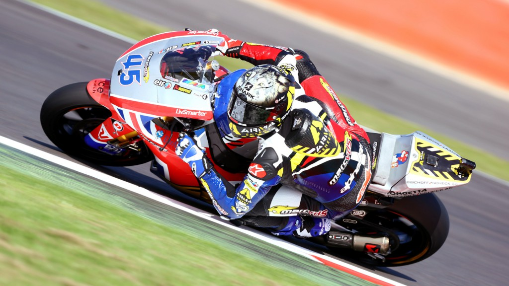 Scott Redding, Marc VDS Racing Team, Silverstone