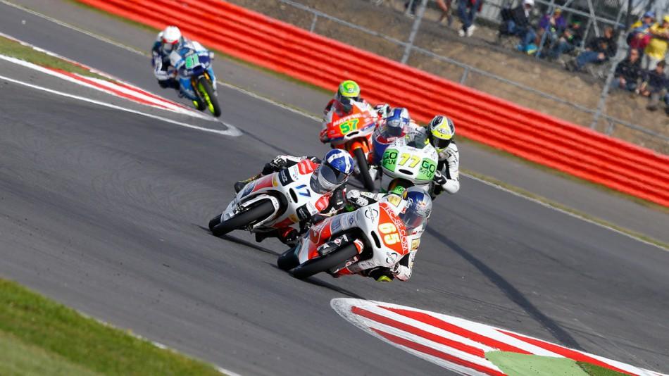 motogp.com · Moto3, Silverstone RAC