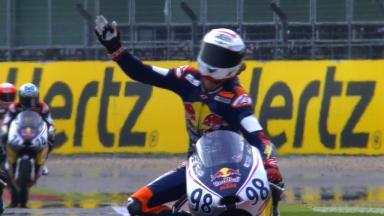 2013 Red Bull MotoGP Rookies Cup - Silverstone Race 1
