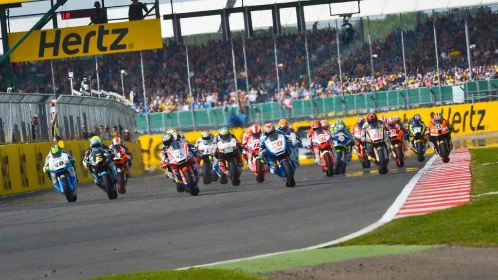 Moto2 Silverstone RAC