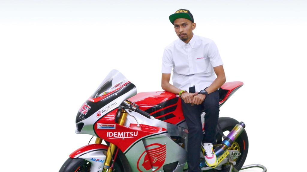 Azlan Shah, Idemitsu Honda Team Asia