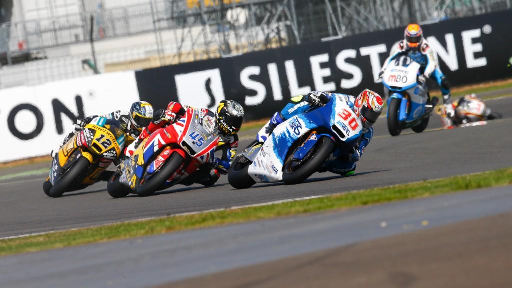Moto2, Silverstone RAC