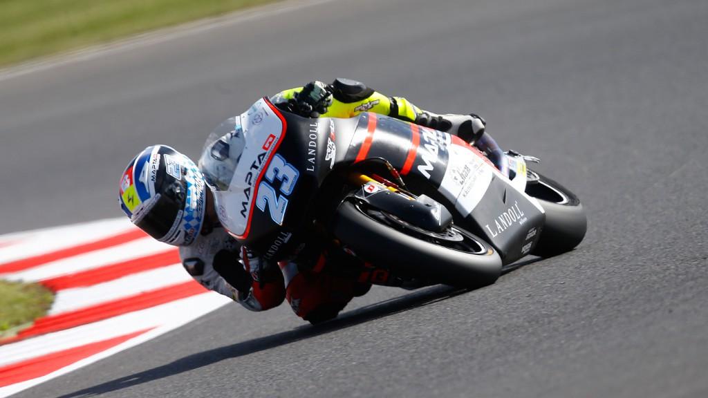 Marcel Schrotter, Maptaq SAG Zelos Team, Silverstone RAC